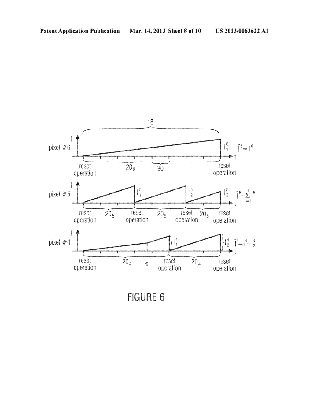 IMAGE SENSOR AND METHOD OF CAPTURING AN IMAGE - diagram, schematic, and image 09