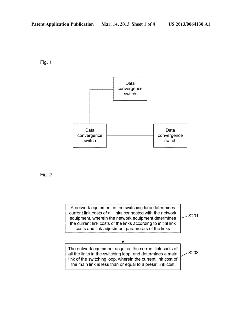 Method for dynamically adjusting switching loop and network equipment - diagram, schematic, and image 02