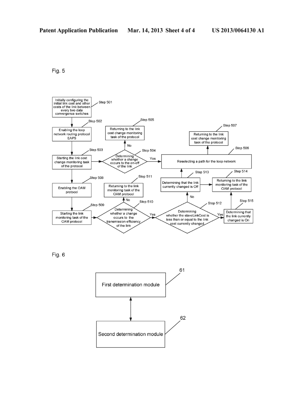 Method for dynamically adjusting switching loop and network equipment - diagram, schematic, and image 05