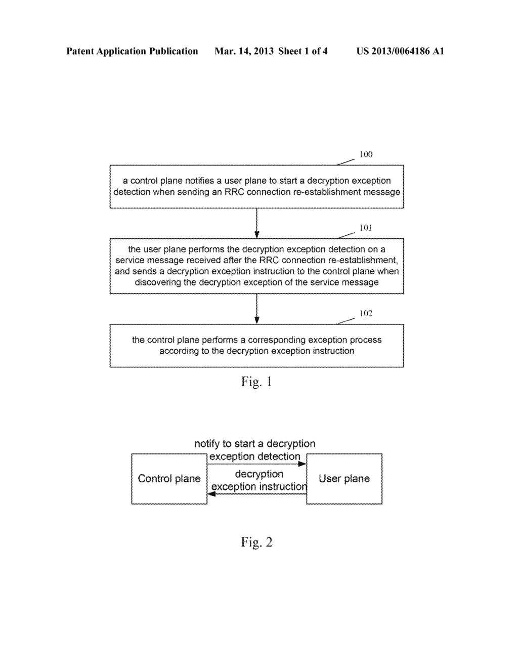 Method and System for Synchronizing Access Stratum Security Algorithm - diagram, schematic, and image 02