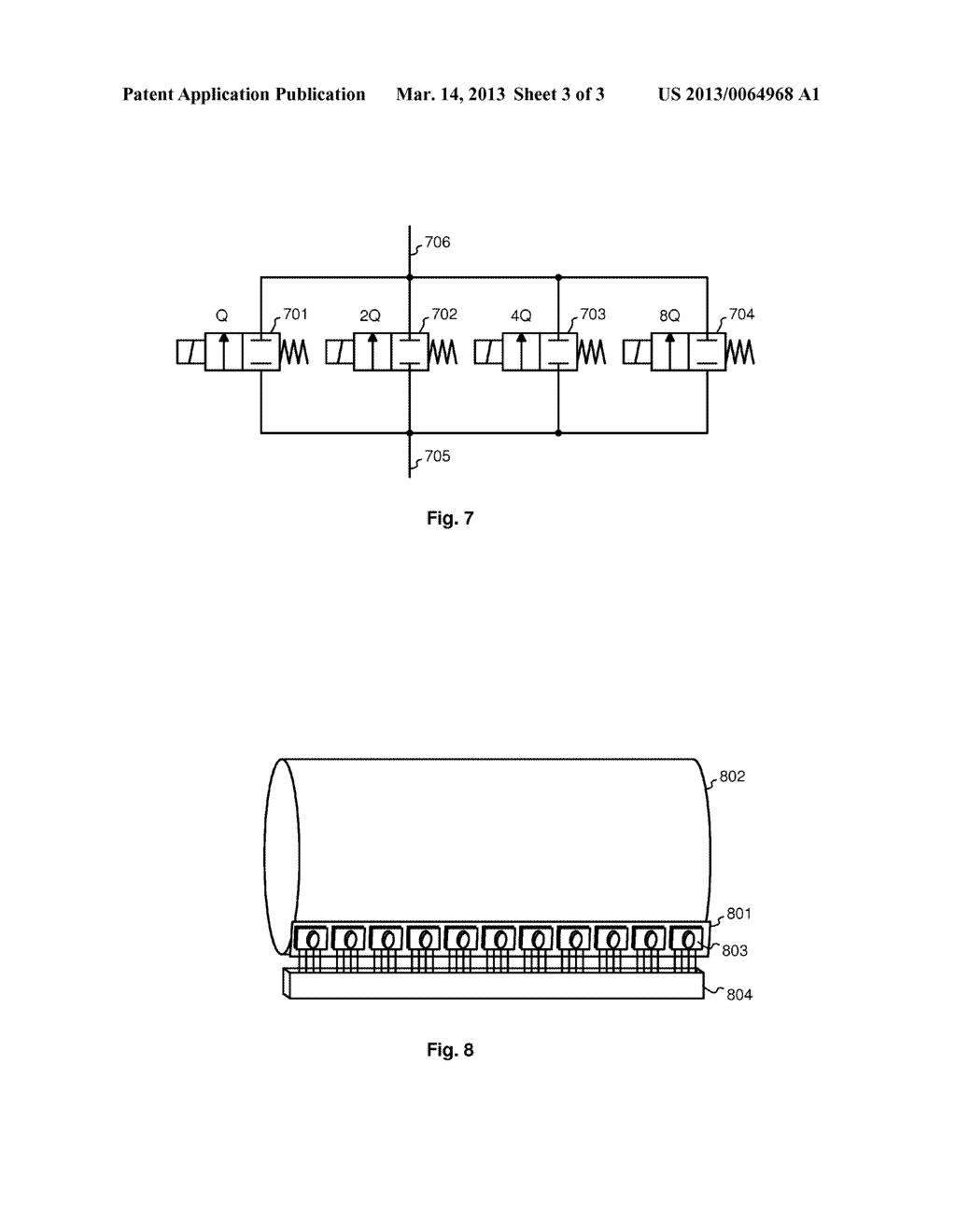 Method and Apparatus for Controlling a Coating Head, and a Coating Head - diagram, schematic, and image 04