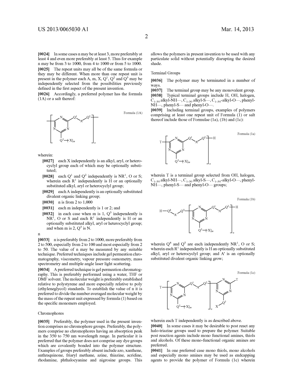 Dispersion, process for preparing a dispersion and ink jet printing ink - diagram, schematic, and image 03