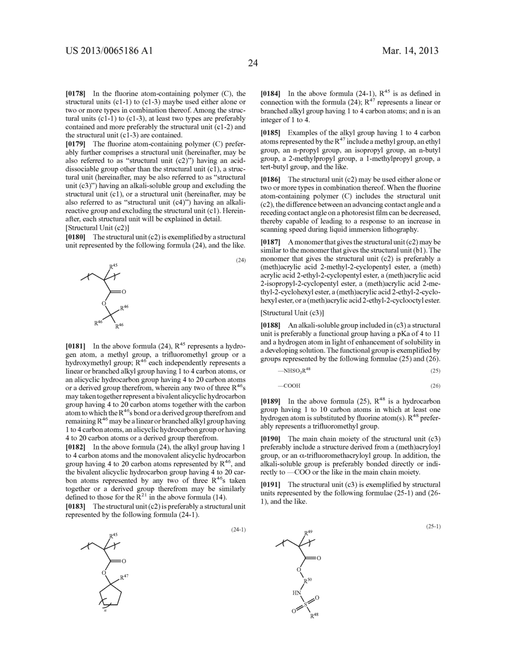 RADIATION-SENSITIVE RESIN COMPOSITION, METHOD FOR FORMING RESIST PATTERN,     ORGANIC ACID AND ACID GENERATING AGENT - diagram, schematic, and image 25