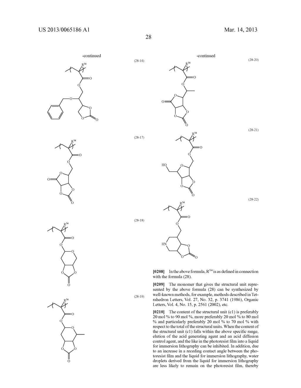 RADIATION-SENSITIVE RESIN COMPOSITION, METHOD FOR FORMING RESIST PATTERN,     ORGANIC ACID AND ACID GENERATING AGENT - diagram, schematic, and image 29