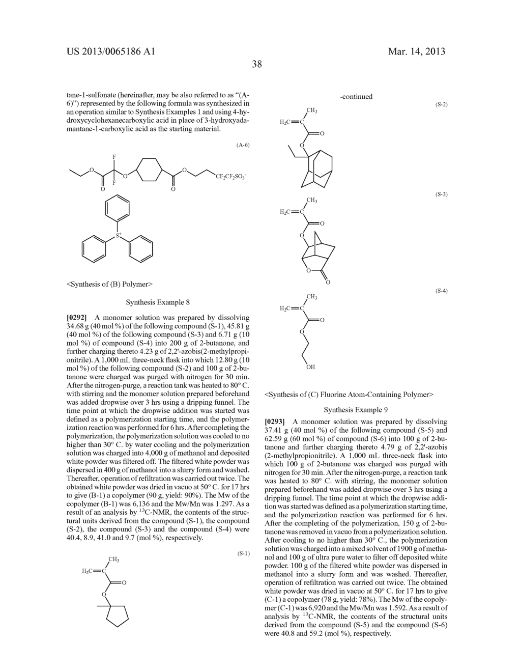 RADIATION-SENSITIVE RESIN COMPOSITION, METHOD FOR FORMING RESIST PATTERN,     ORGANIC ACID AND ACID GENERATING AGENT - diagram, schematic, and image 39