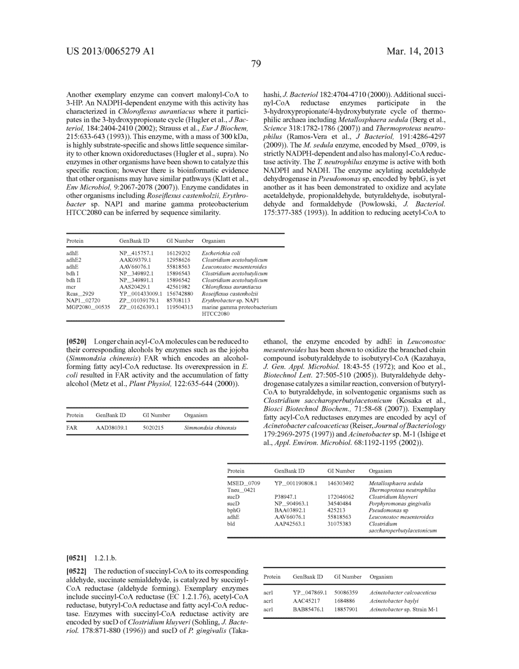 MICROORGANISMS FOR PRODUCING METHACRYLIC ACID AND METHACRYLATE ESTERS AND     METHODS RELATED THERETO - diagram, schematic, and image 119