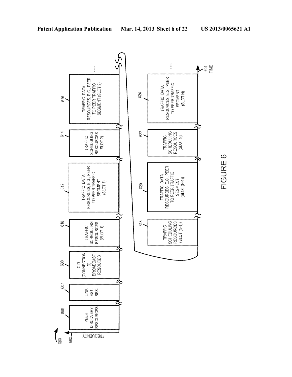 METHODS AND APPARATUS FOR ADAPTIVE PARTITIONING OF LINKS - diagram, schematic, and image 07