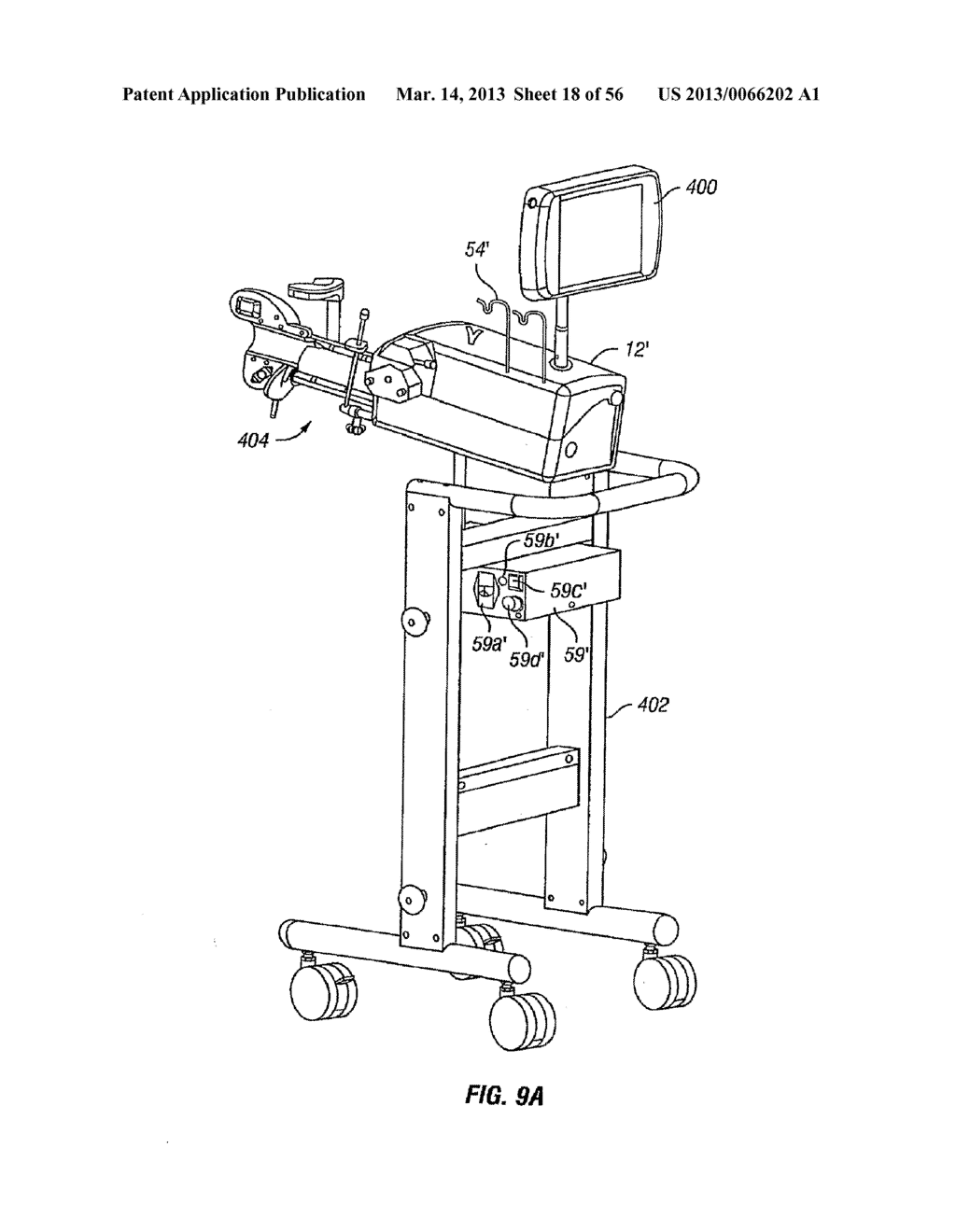 MEDICAL FLUID INJECTION SYSTEM - diagram, schematic, and image 19