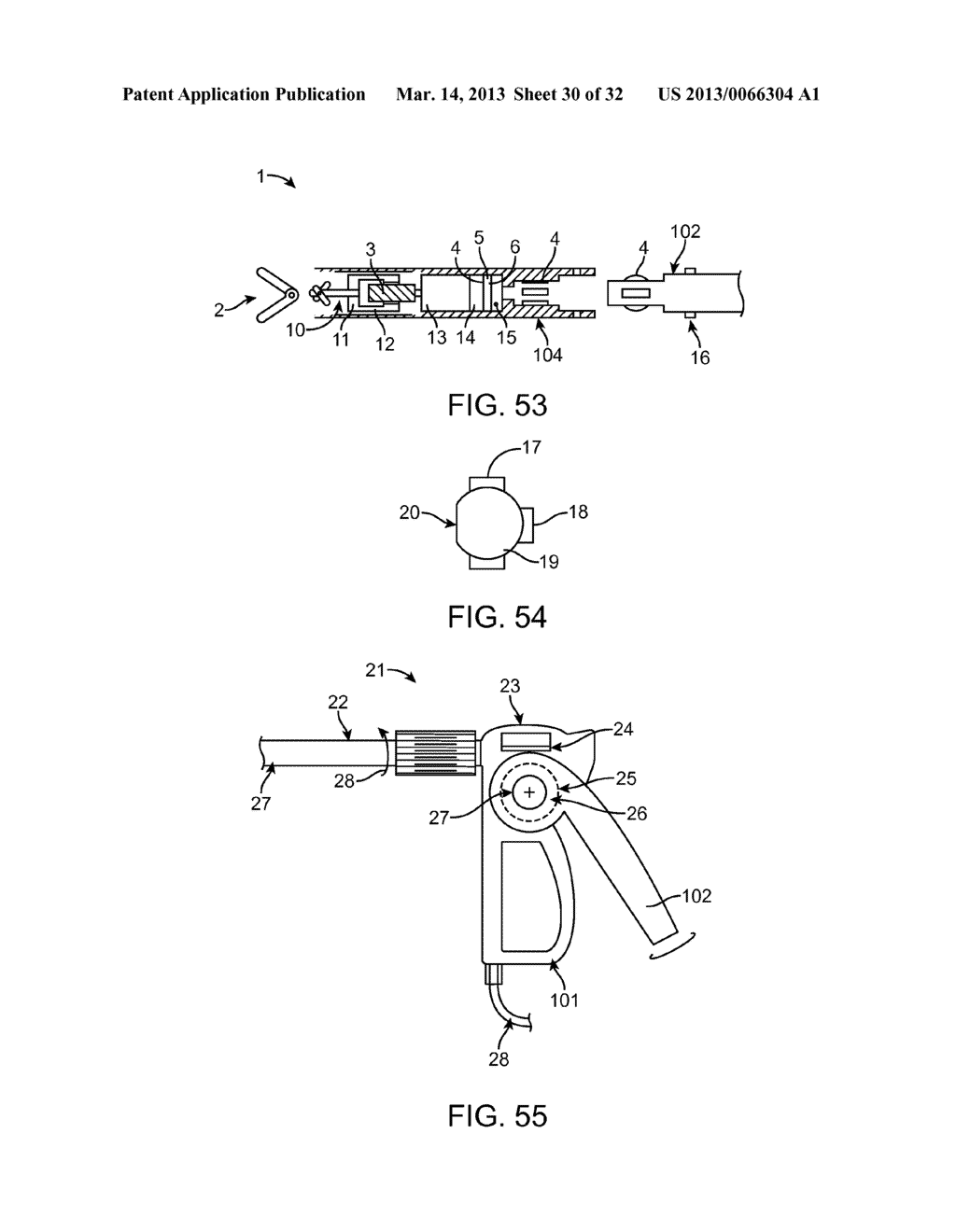 APPARATUS AND METHODS FOR HYBRID ENDOSCOPIC AND LAPAROSCOPIC SURGERY - diagram, schematic, and image 31
