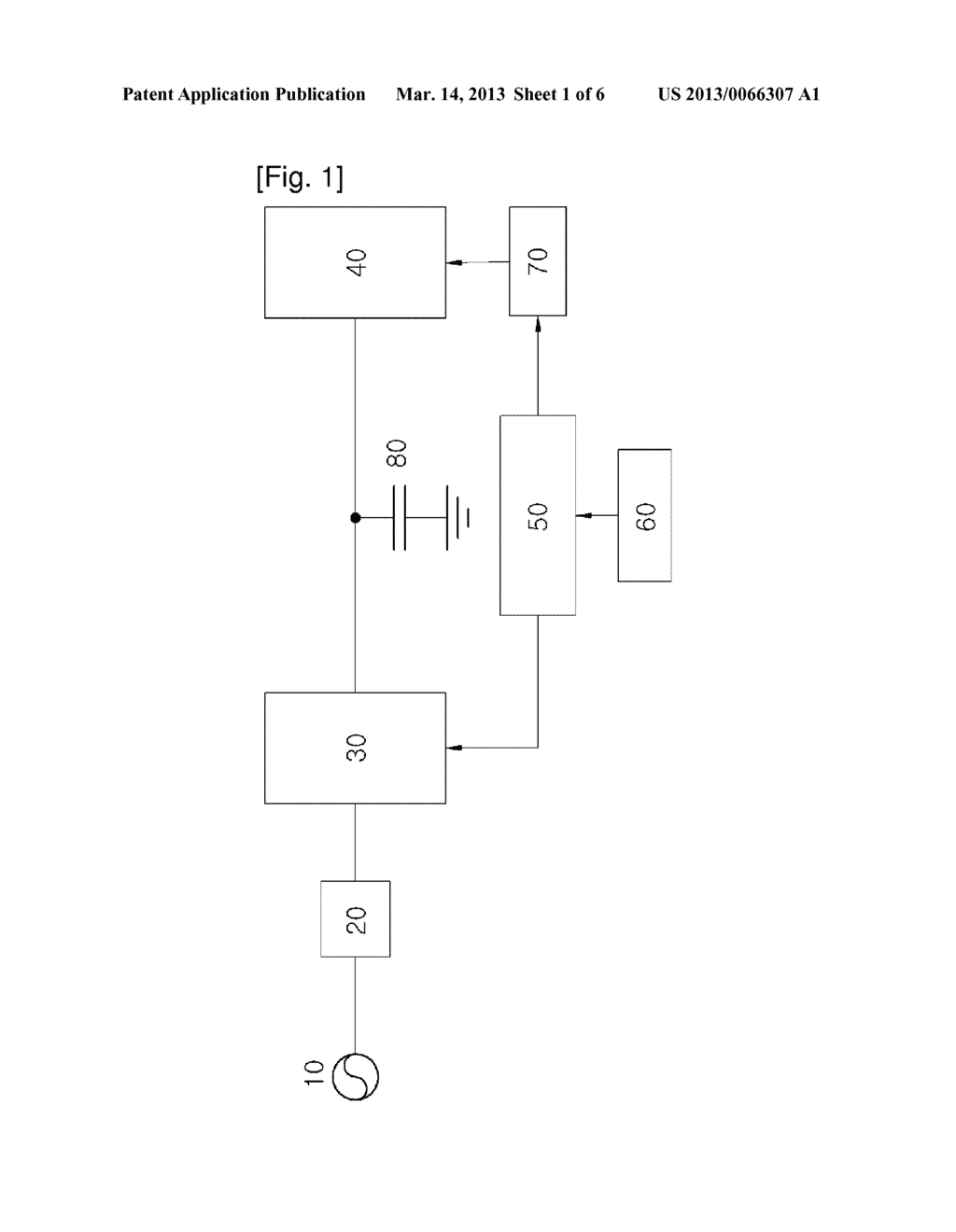 INTENSE PULSED LIGHT APPARATUS CAPABLE OF CONTROLLING ENEGY LEVEL WITH SCR - diagram, schematic, and image 02