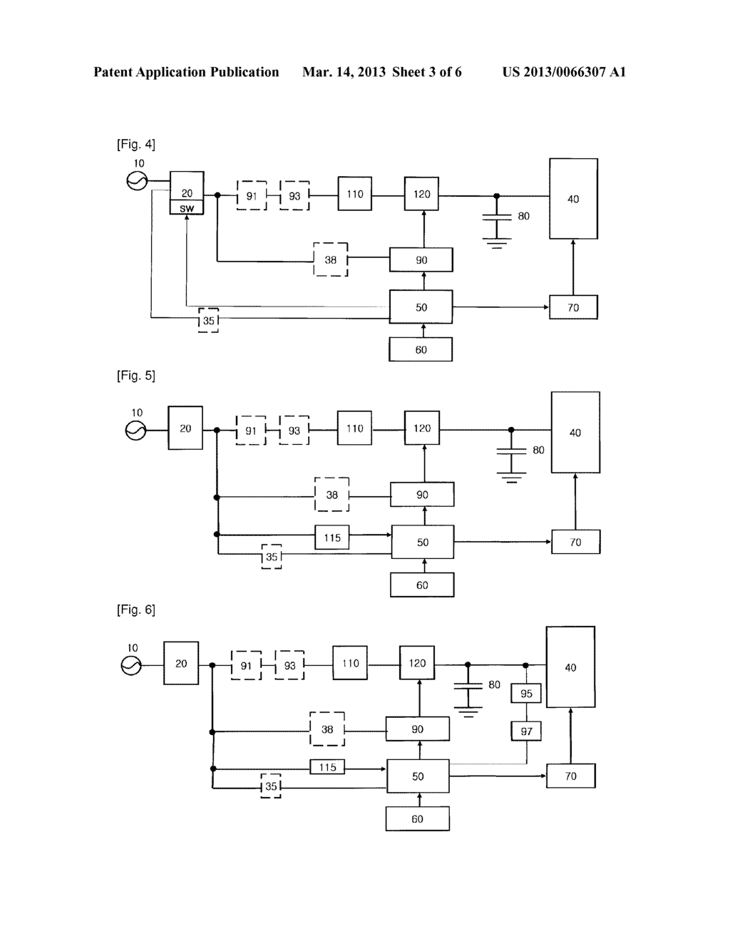 INTENSE PULSED LIGHT APPARATUS CAPABLE OF CONTROLLING ENEGY LEVEL WITH SCR - diagram, schematic, and image 04