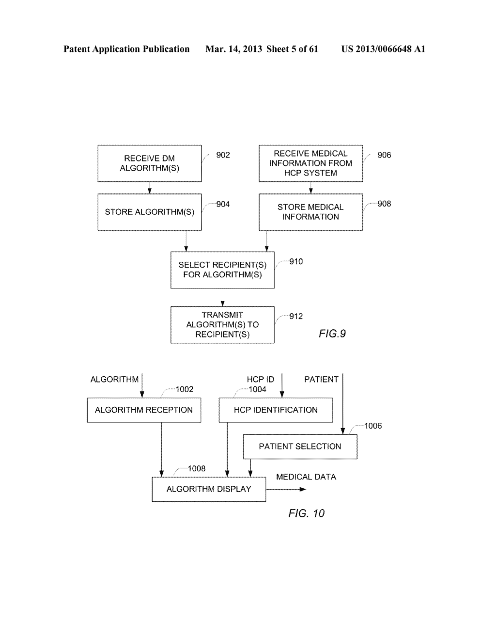 SYSTEMS AND METHODS FOR DISEASE MANAGEMENT ALGORITHM INTEGRATION - diagram, schematic, and image 06