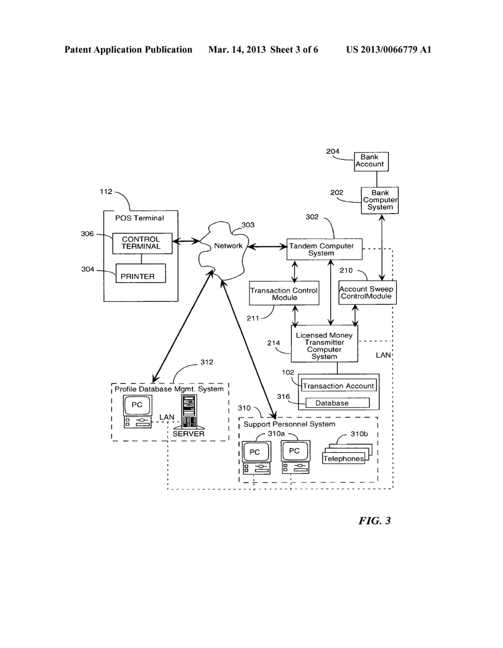 System and Method for Issuing Negotiable Instruments by Licensed Money     Transmitter from Direct Deposits - diagram, schematic, and image 04