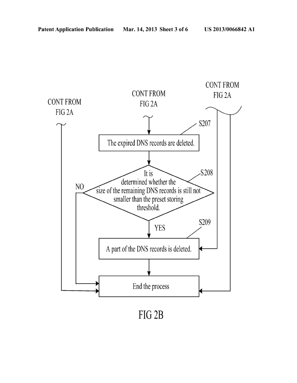 Method and Device for Storing Domain Name System Records, Method and     Device for Parsing Domain Name - diagram, schematic, and image 04