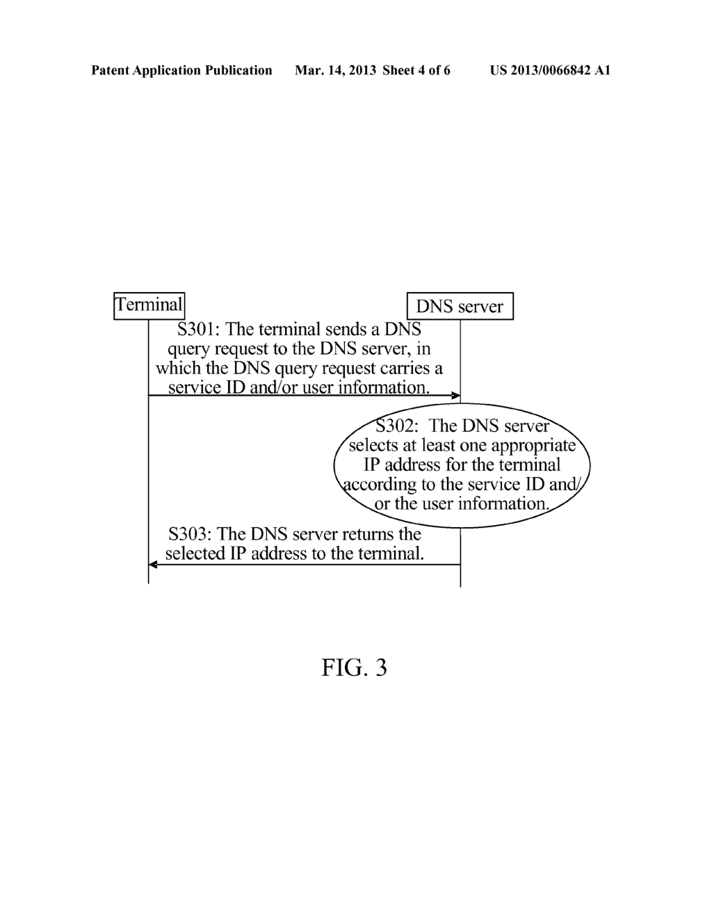 Method and Device for Storing Domain Name System Records, Method and     Device for Parsing Domain Name - diagram, schematic, and image 05