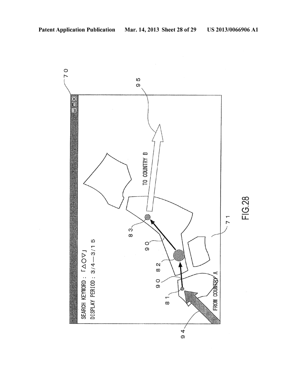 INFORMATION PROCESSING DEVICE, INFORMATION PROCESSING METHOD, INFORMATION     PROCESSING PROGRAM, AND RECORDING MEDIUM - diagram, schematic, and image 29