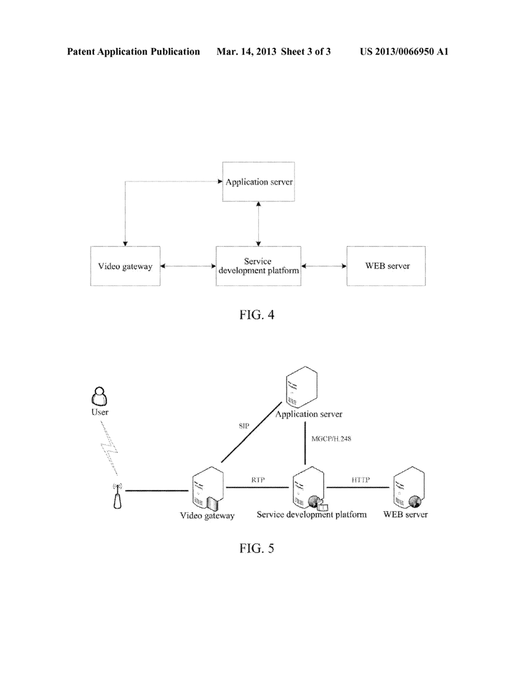 Service Development Platform, System and Method Thereof - diagram, schematic, and image 04