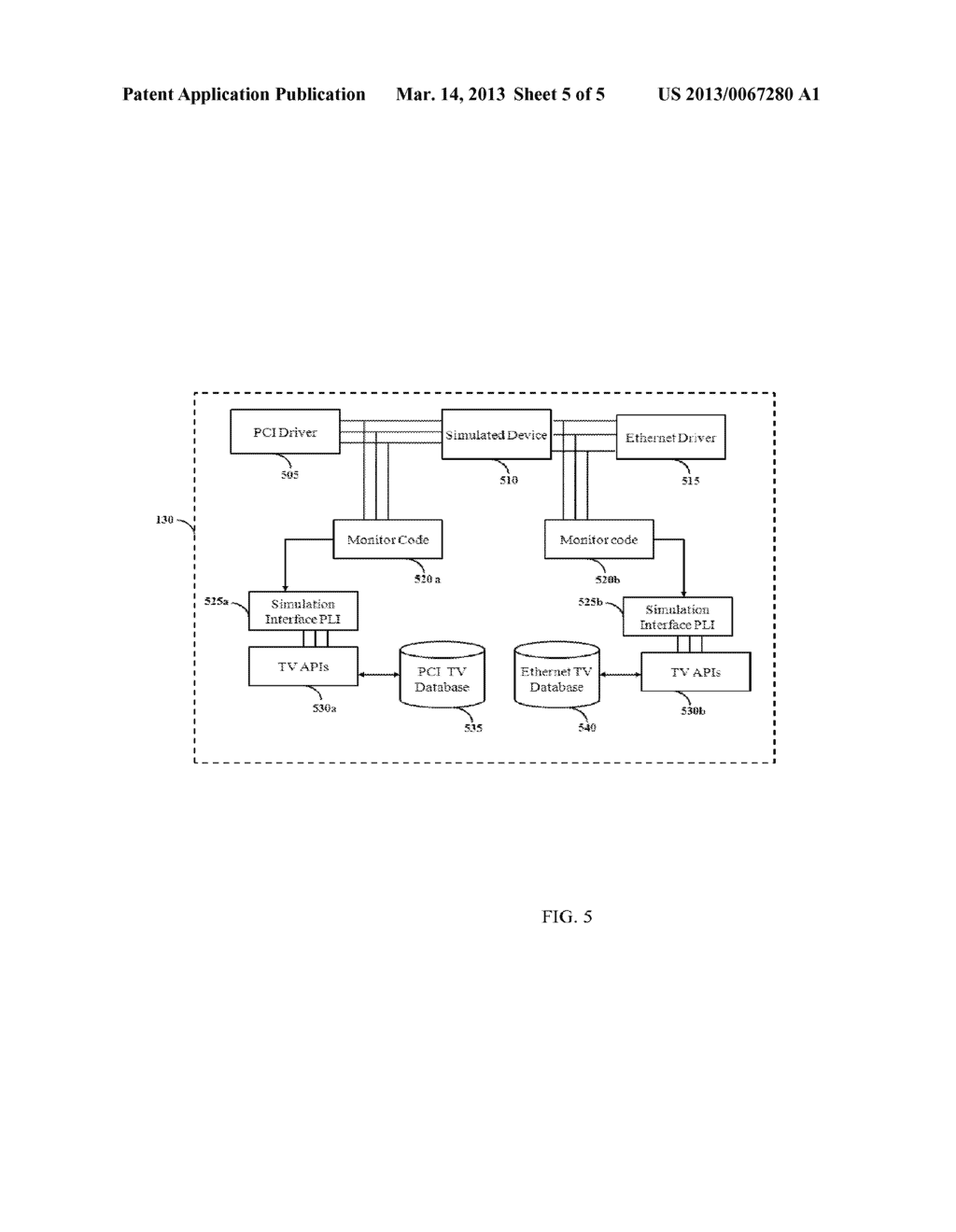 METHOD AND SYSTEM FOR PROVIDING A RANDOM SEQUENCE COVERAGE - diagram, schematic, and image 06