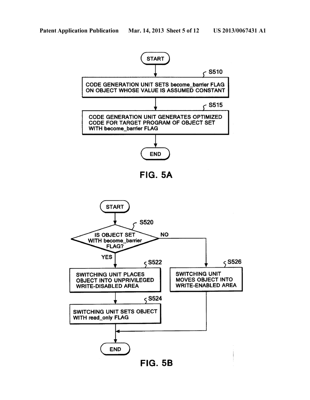 PROGRAM, APPARATUS, AND METHOD OF OPTIMIZING A JAVA OBJECT - diagram, schematic, and image 06
