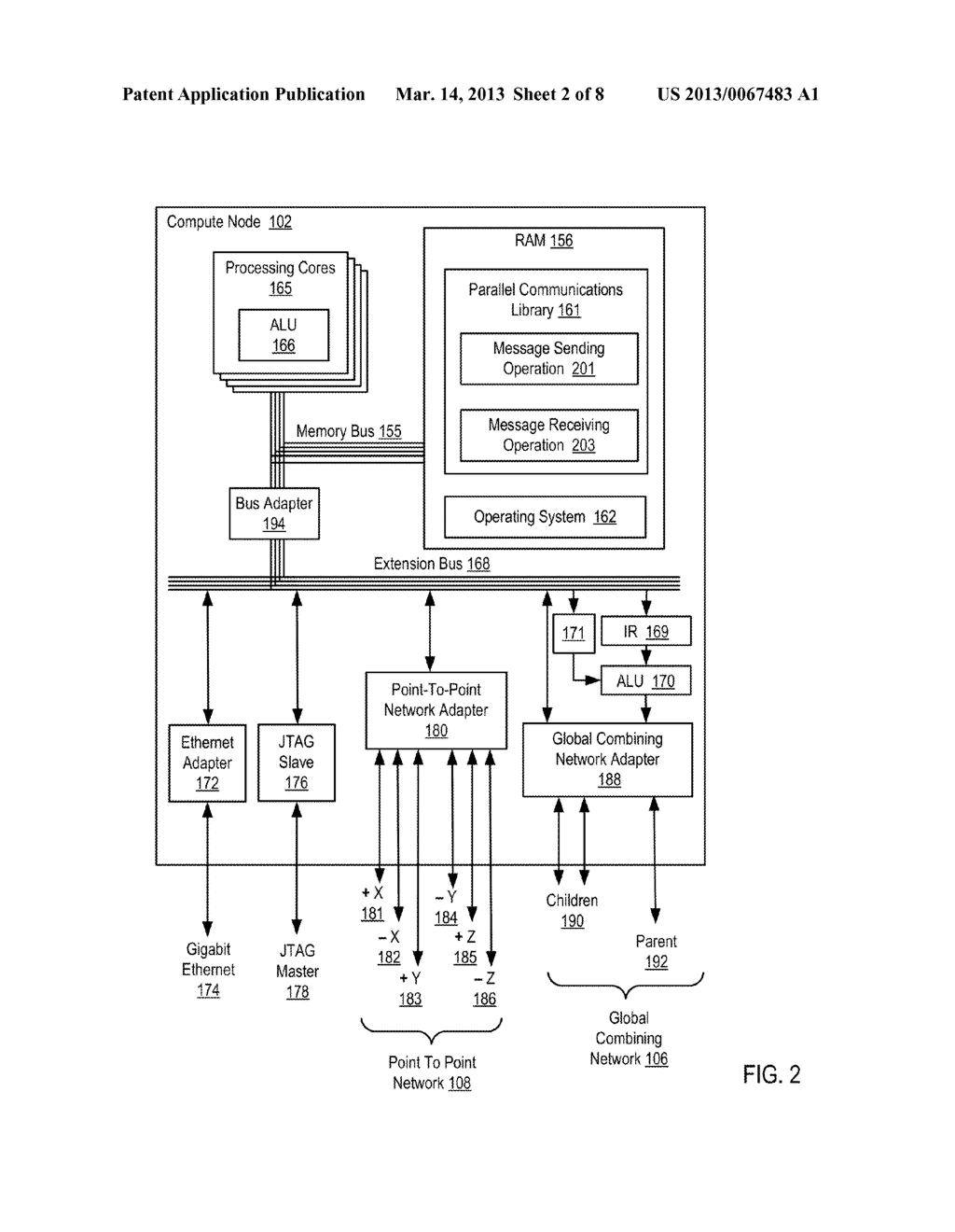 LOCALITY MAPPING IN A DISTRIBUTED PROCESSING SYSTEM - diagram, schematic, and image 03