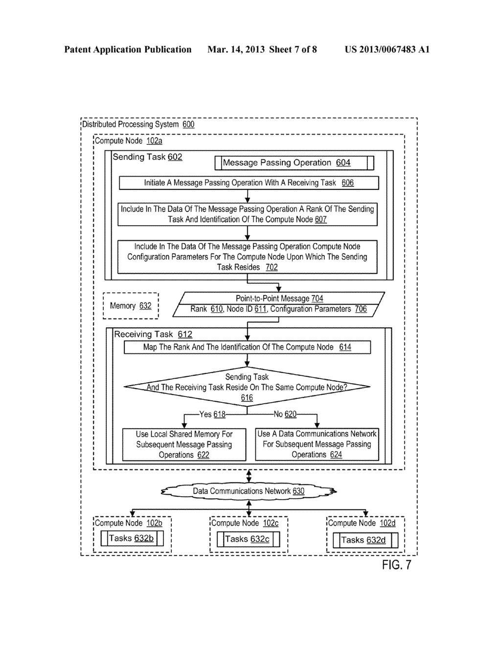 LOCALITY MAPPING IN A DISTRIBUTED PROCESSING SYSTEM - diagram, schematic, and image 08