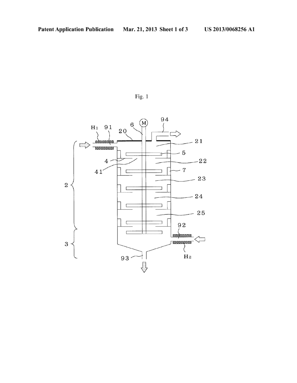 Longitudinal Solid-Liquid Countercurrent Contact Method, Method of Washing     Solid Particles, Method of Manufacturing Poly(Arylene Sulfide) and     Apparatus - diagram, schematic, and image 02