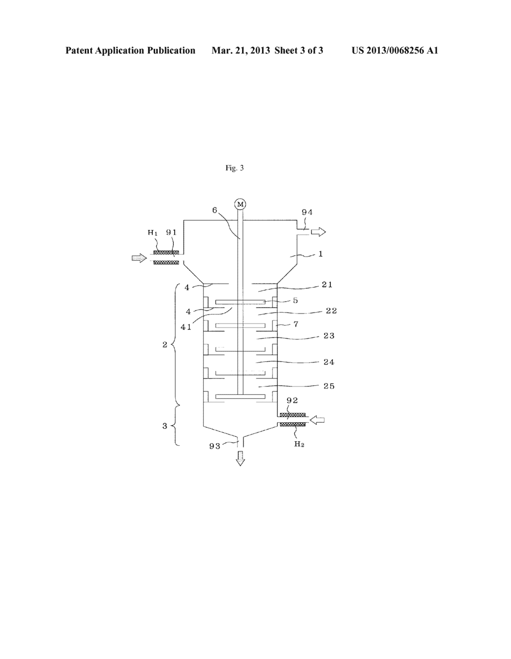 Longitudinal Solid-Liquid Countercurrent Contact Method, Method of Washing     Solid Particles, Method of Manufacturing Poly(Arylene Sulfide) and     Apparatus - diagram, schematic, and image 04