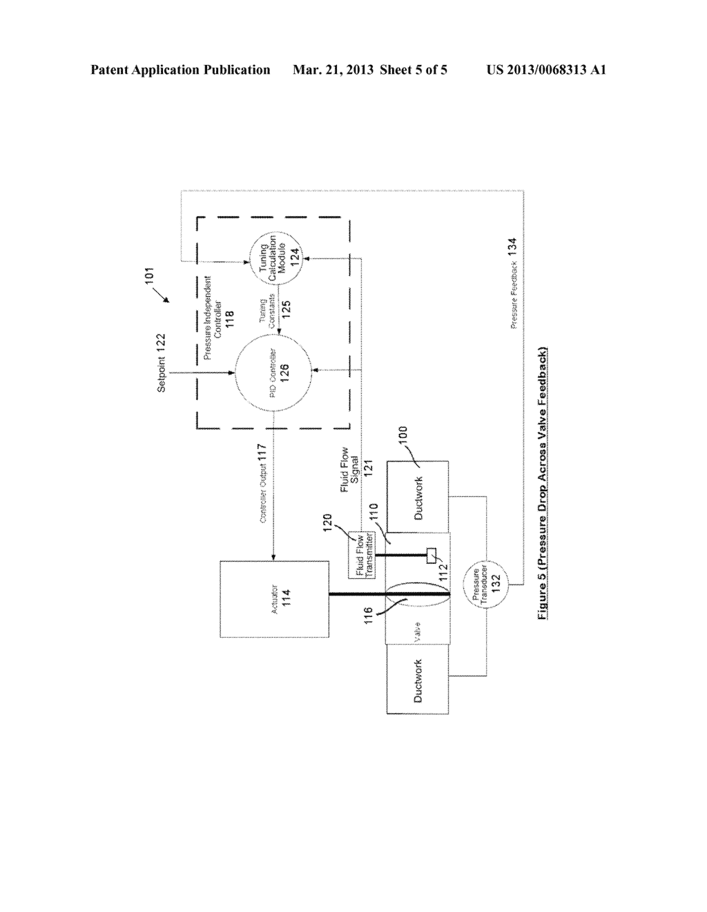 Electronic Pressure Independent Controller For Fluid Flow Control Valve -  diagram, schematic, and image 06