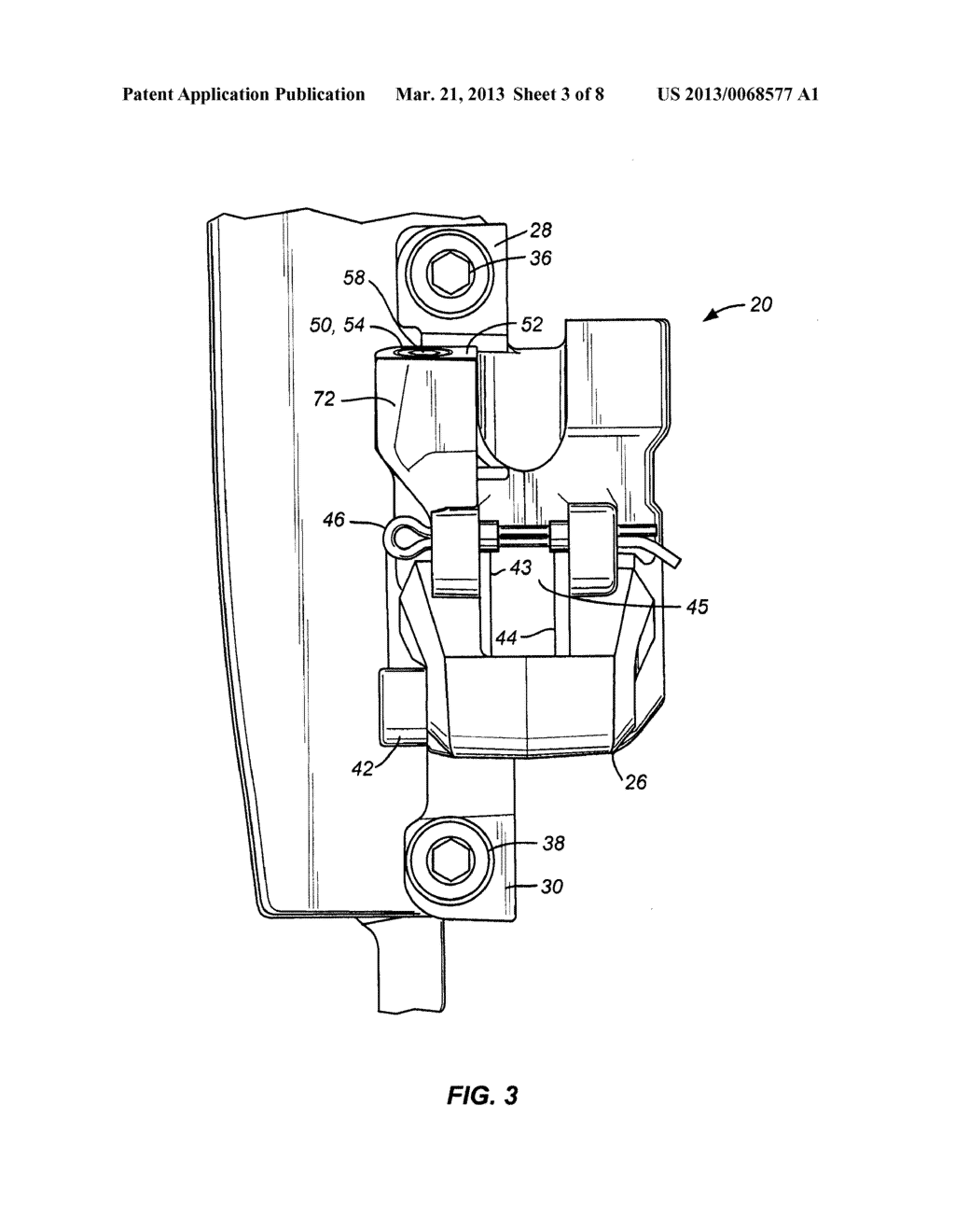 Bicycle Disk Brake Caliper With A Fluid Bleeding Structure Diagram Schematic And Image 04