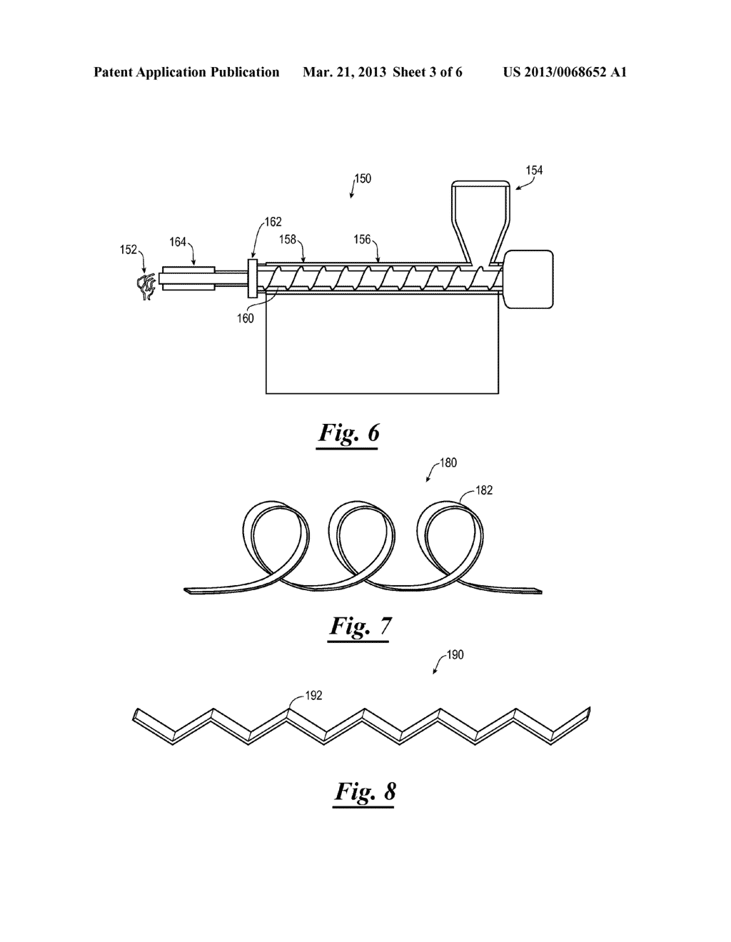 DECORATIVE GRASS AND PACKAGING MATERIAL FORMED OF RENEWABLE OR     BIODEGRADABLE POLYMER MATERIALS AND METHODS FOR PRODUCING SAME - diagram, schematic, and image 04