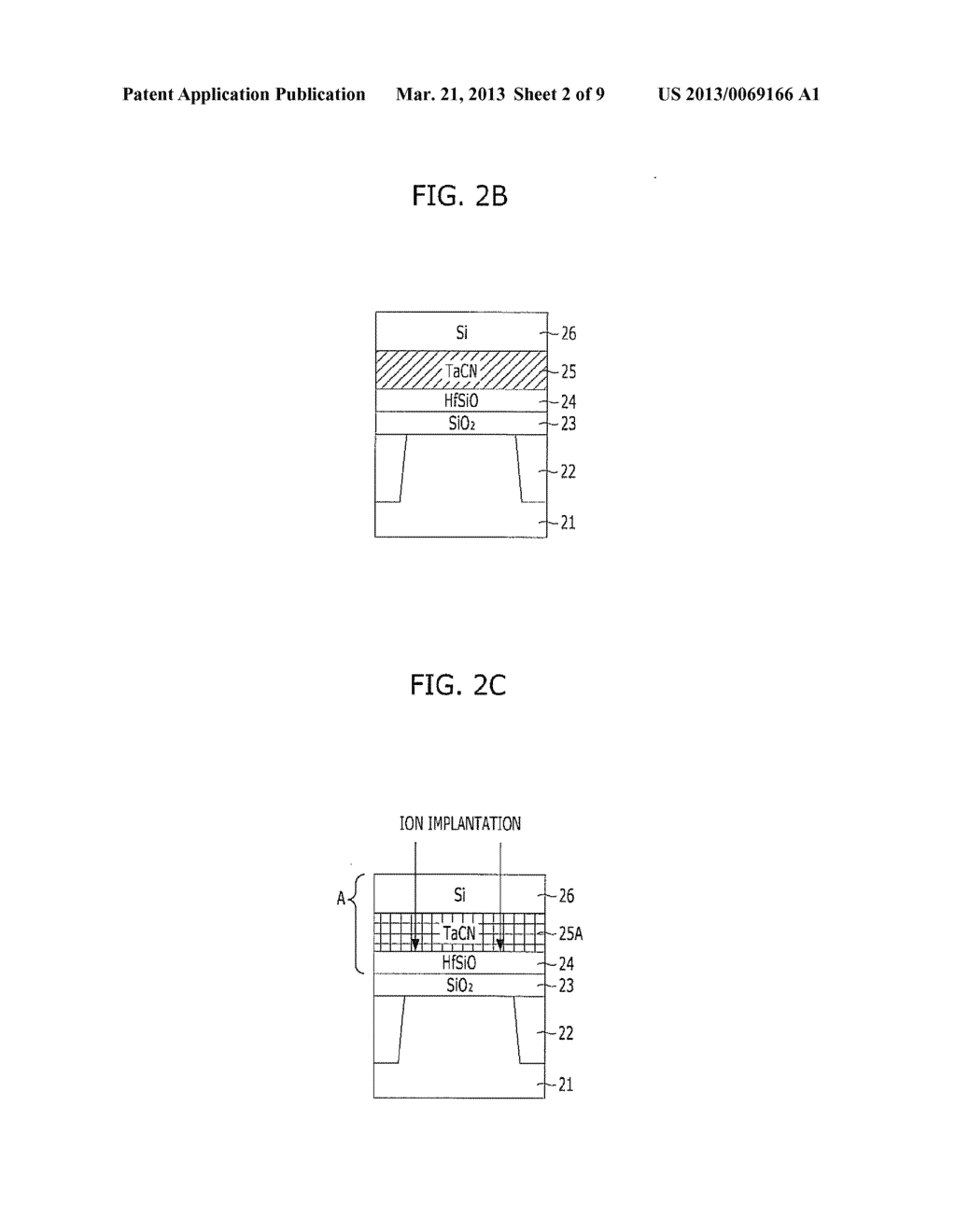 METHOD FOR FABRICATING SEMICONDUCTOR DEVICE - diagram, schematic, and image 03