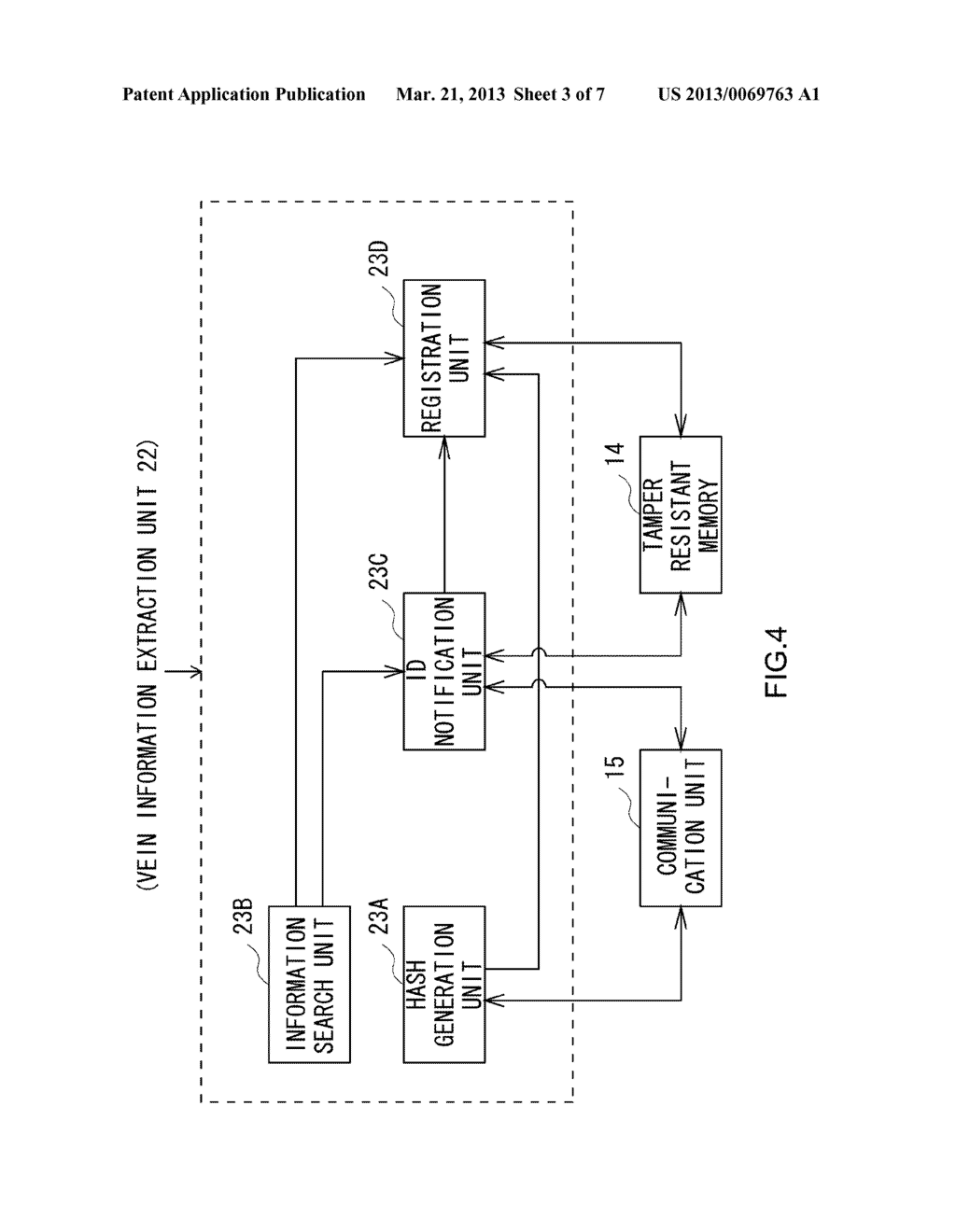 BIOLOGICAL INFORMATION STORING APPARATUS, BIOLOGICAL AUTHENTICATION     APPARATUS, DATA STRUCTURE FOR BIOLOGICAL AUTHENTICATION, AND BIOLOGICAL     AUTHENTICATION METHOD - diagram, schematic, and image 04