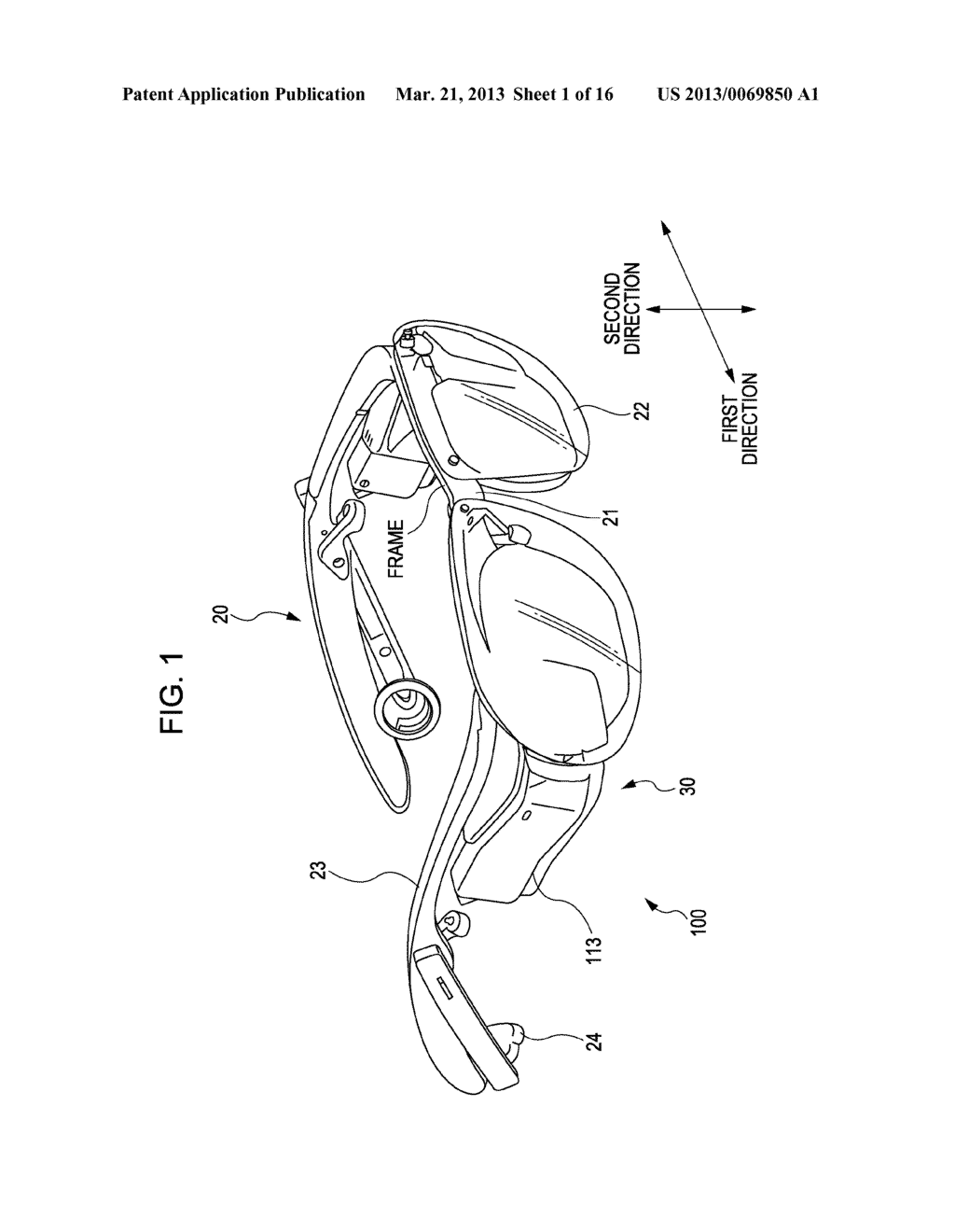 HEAD-MOUNTED DISPLAY APPARATUS - diagram, schematic, and image 02