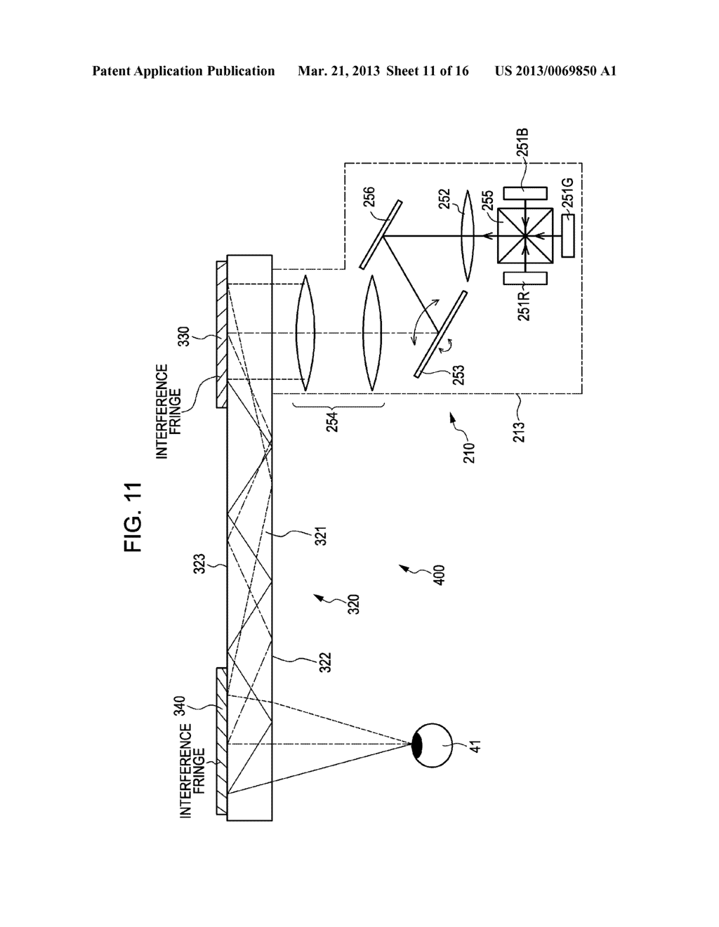 HEAD-MOUNTED DISPLAY APPARATUS - diagram, schematic, and image 12