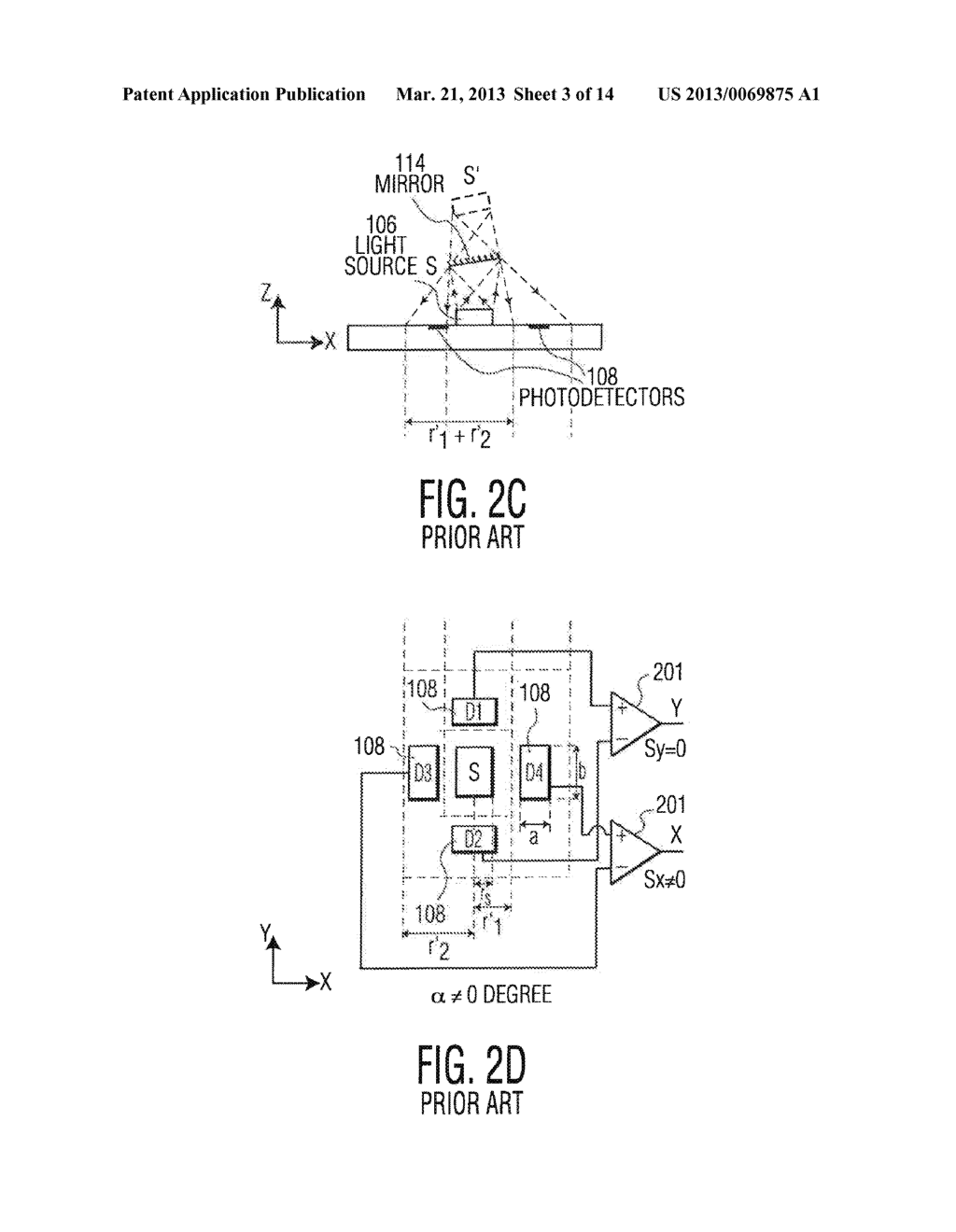 METHOD AND APPARATUS FOR MISALIGNMENT COMPENSATION IN OPTICAL JOYSTICKS - diagram, schematic, and image 04