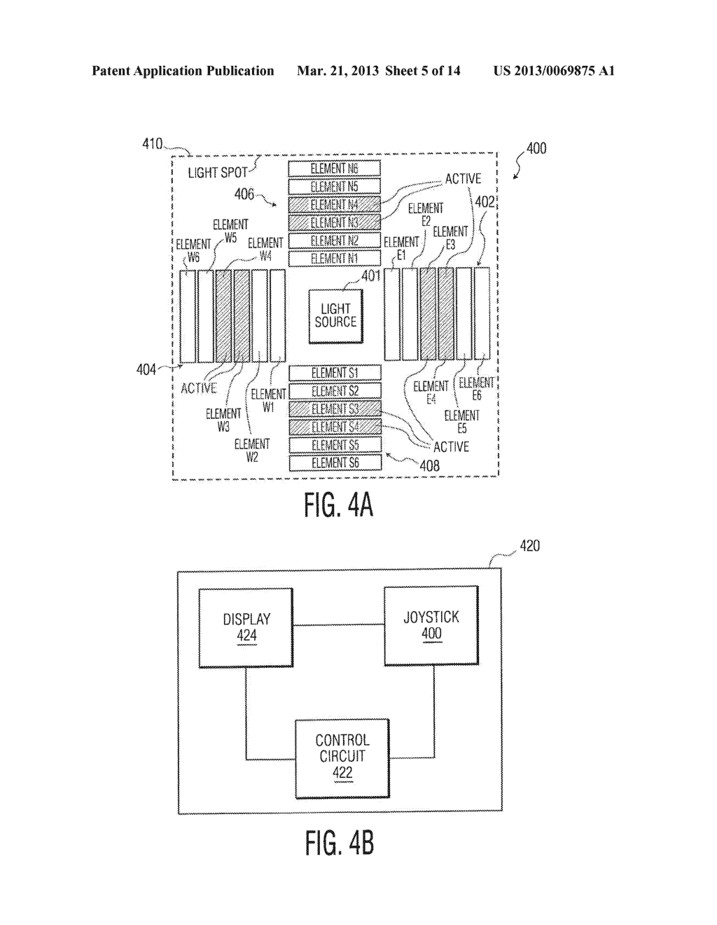 METHOD AND APPARATUS FOR MISALIGNMENT COMPENSATION IN OPTICAL JOYSTICKS - diagram, schematic, and image 06