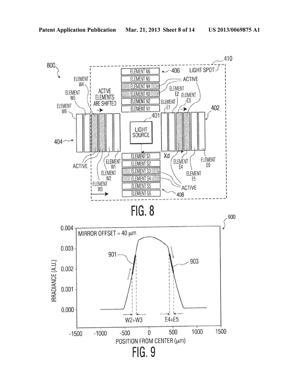 METHOD AND APPARATUS FOR MISALIGNMENT COMPENSATION IN OPTICAL JOYSTICKS - diagram, schematic, and image 09