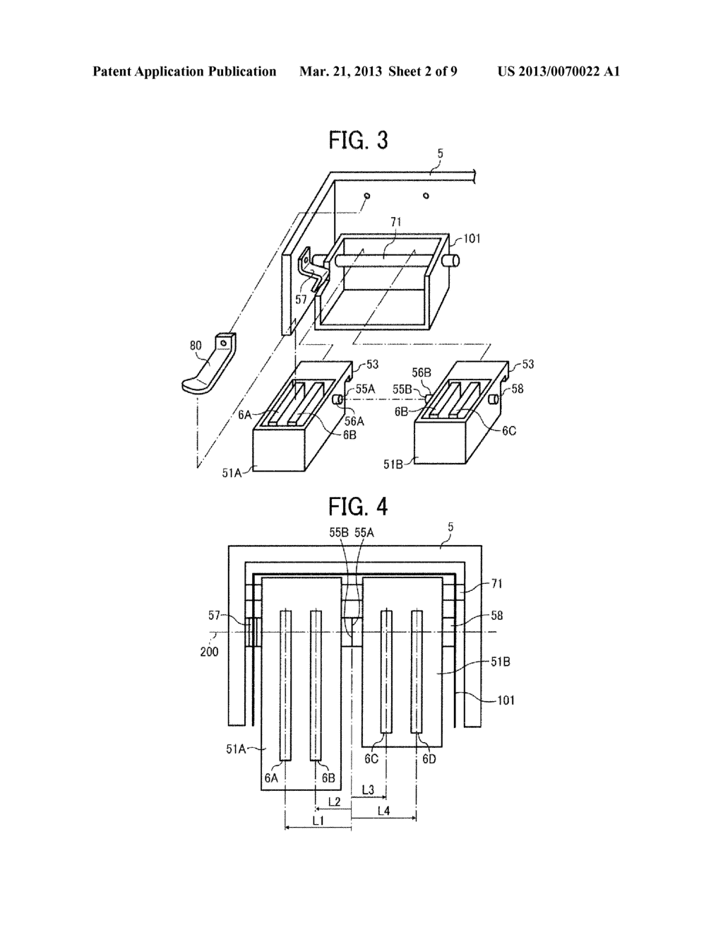 IMAGE FORMING APPARATUS INCLUDING RECORDING HEAD FOR EJECTING LIQUID     DROPLETS - diagram, schematic, and image 03