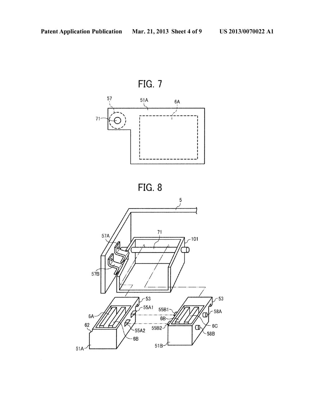 IMAGE FORMING APPARATUS INCLUDING RECORDING HEAD FOR EJECTING LIQUID     DROPLETS - diagram, schematic, and image 05