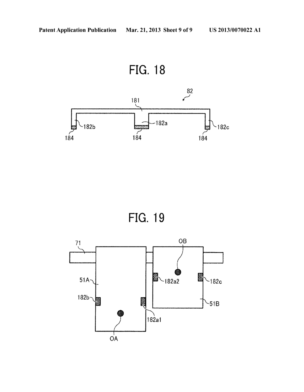 IMAGE FORMING APPARATUS INCLUDING RECORDING HEAD FOR EJECTING LIQUID     DROPLETS - diagram, schematic, and image 10
