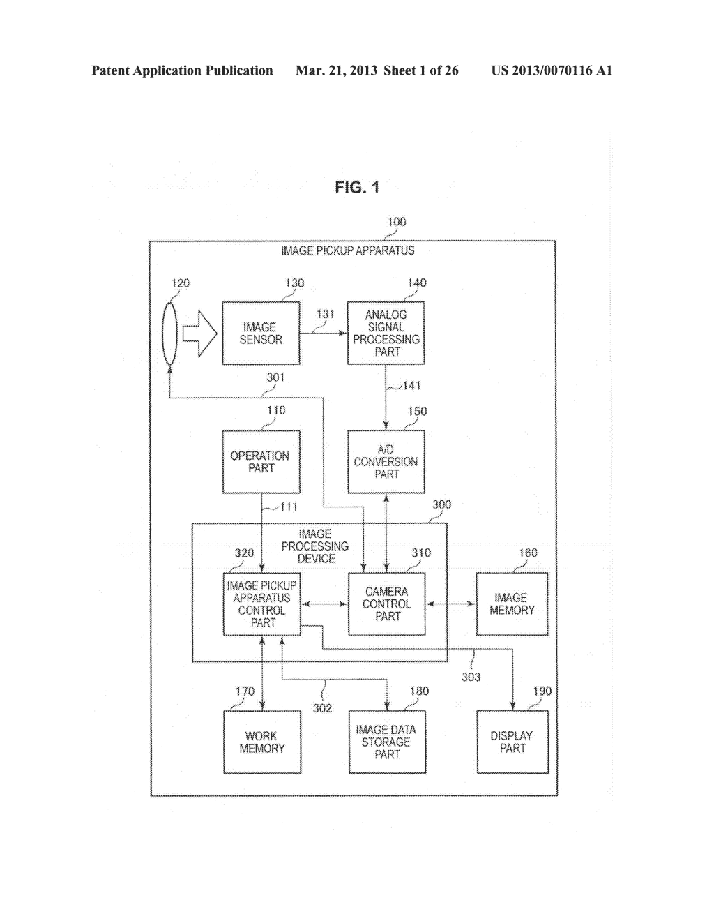 IMAGE PROCESSING DEVICE, METHOD OF CONTROLLING IMAGE PROCESSING DEVICE AND     PROGRAM CAUSING COMPUTER TO EXECUTE THE METHOD - diagram, schematic, and image 02