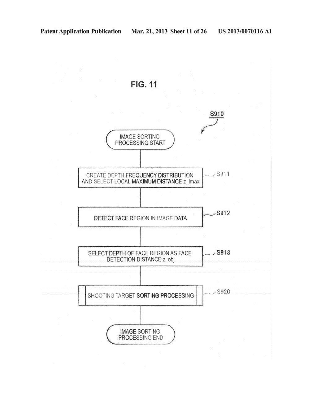 IMAGE PROCESSING DEVICE, METHOD OF CONTROLLING IMAGE PROCESSING DEVICE AND     PROGRAM CAUSING COMPUTER TO EXECUTE THE METHOD - diagram, schematic, and image 12