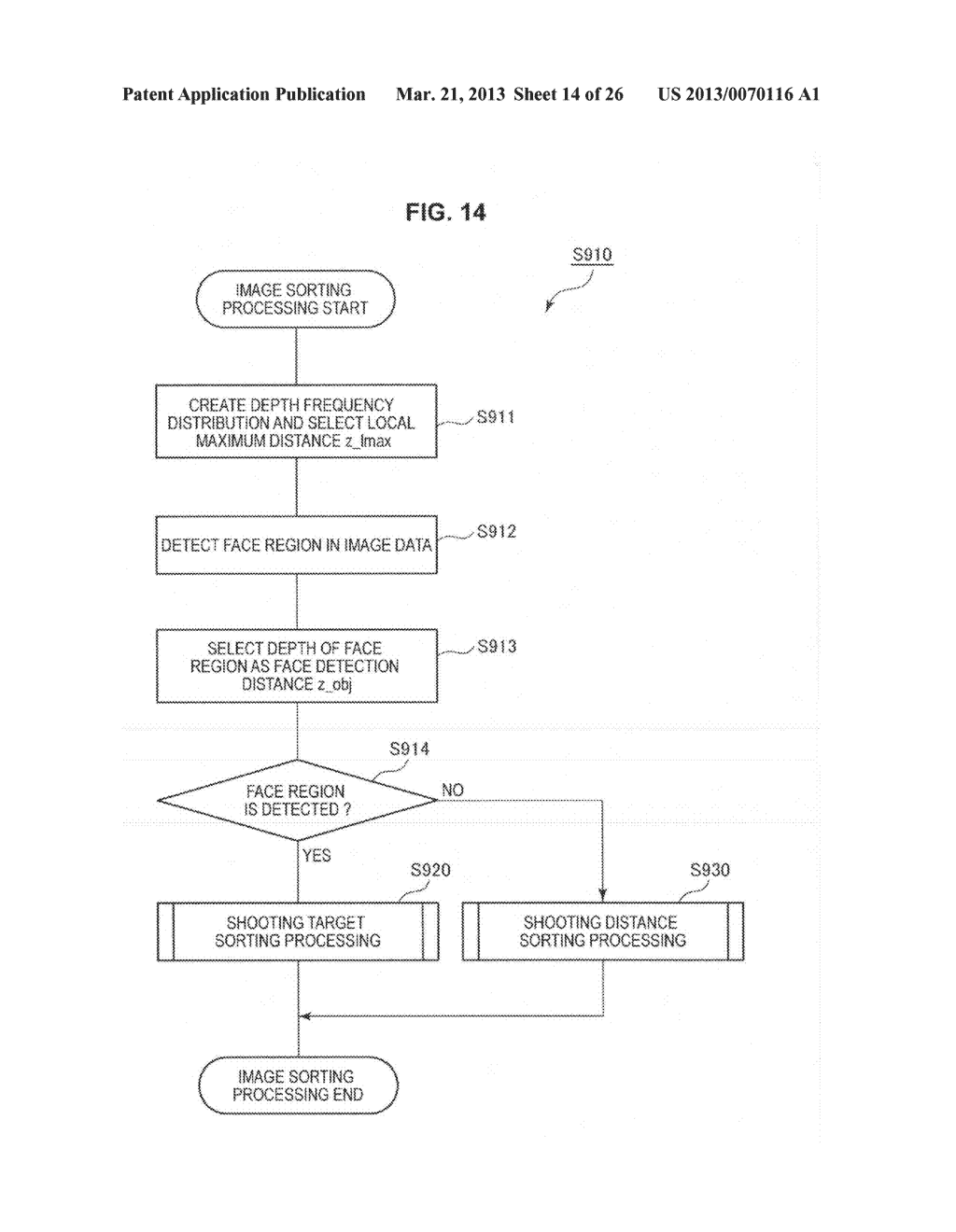 IMAGE PROCESSING DEVICE, METHOD OF CONTROLLING IMAGE PROCESSING DEVICE AND     PROGRAM CAUSING COMPUTER TO EXECUTE THE METHOD - diagram, schematic, and image 15