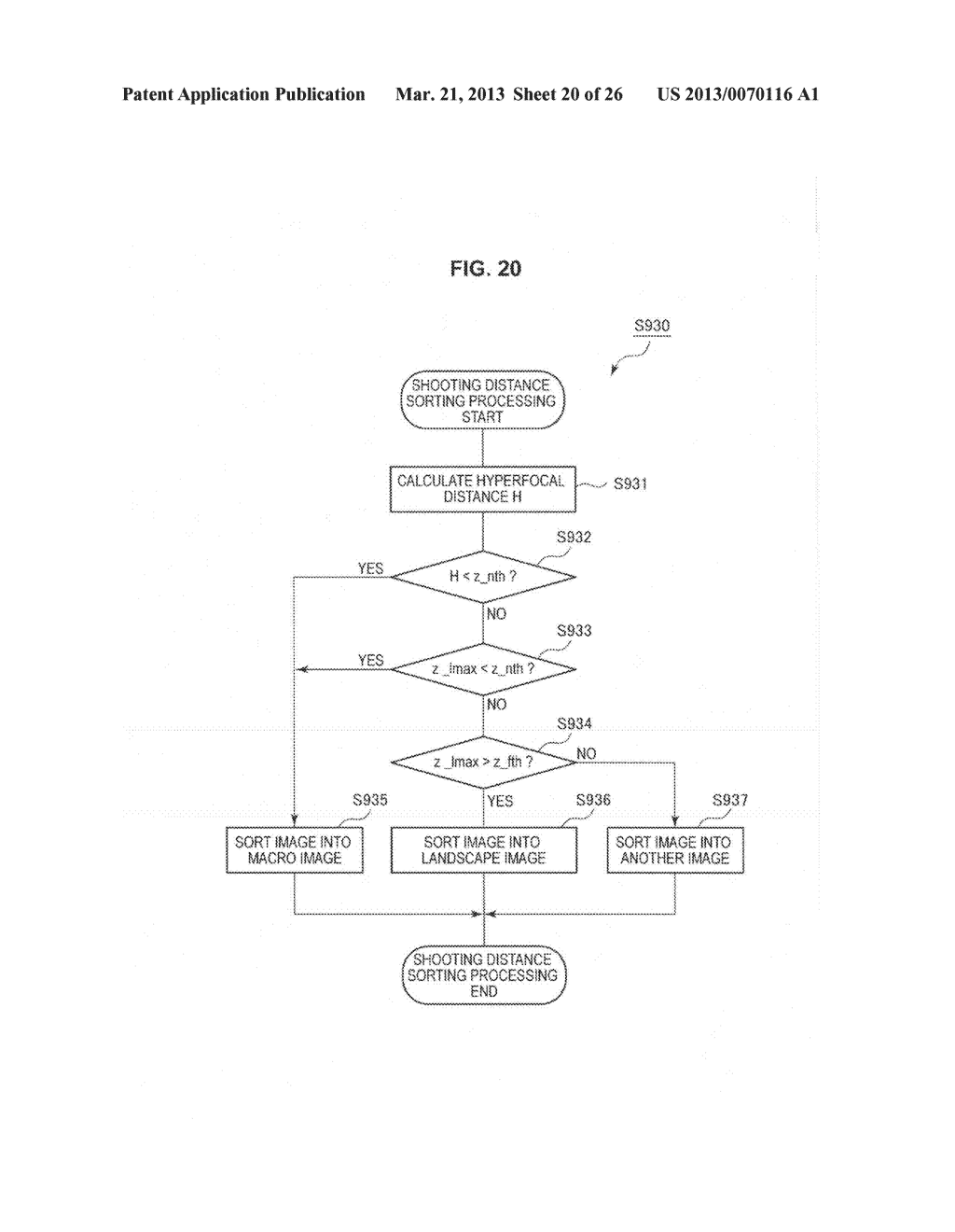 IMAGE PROCESSING DEVICE, METHOD OF CONTROLLING IMAGE PROCESSING DEVICE AND     PROGRAM CAUSING COMPUTER TO EXECUTE THE METHOD - diagram, schematic, and image 21