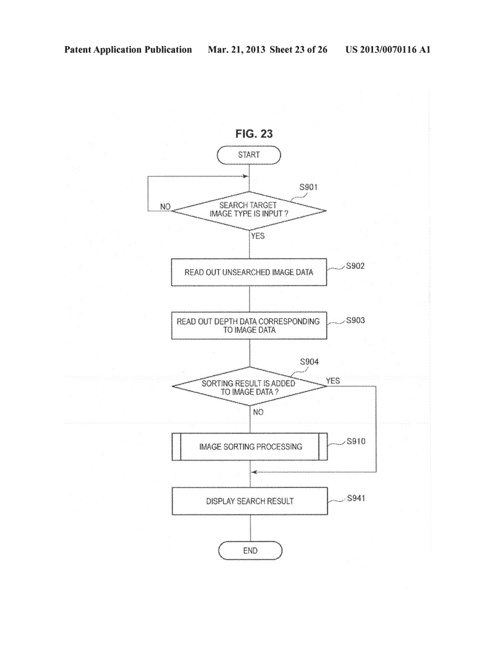 IMAGE PROCESSING DEVICE, METHOD OF CONTROLLING IMAGE PROCESSING DEVICE AND     PROGRAM CAUSING COMPUTER TO EXECUTE THE METHOD - diagram, schematic, and image 24