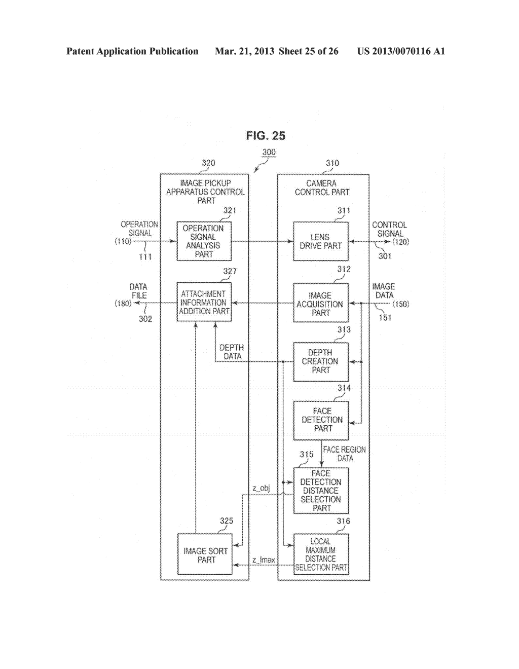 IMAGE PROCESSING DEVICE, METHOD OF CONTROLLING IMAGE PROCESSING DEVICE AND     PROGRAM CAUSING COMPUTER TO EXECUTE THE METHOD - diagram, schematic, and image 26