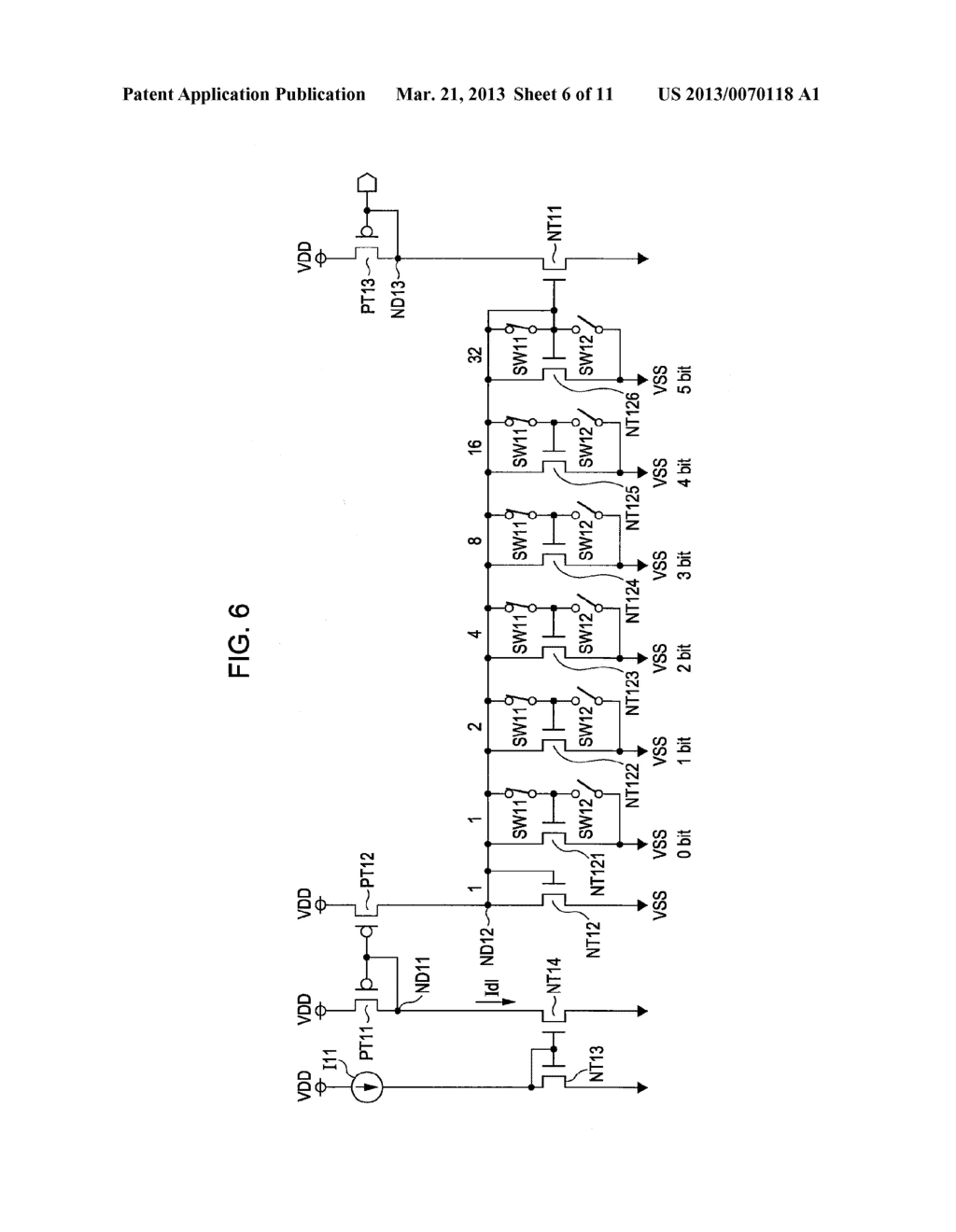 TIMING ADJUSTMENT CIRCUIT, SOLID-STATE IMAGE PICKUP ELEMENT, AND CAMERA     SYSTEM - diagram, schematic, and image 07