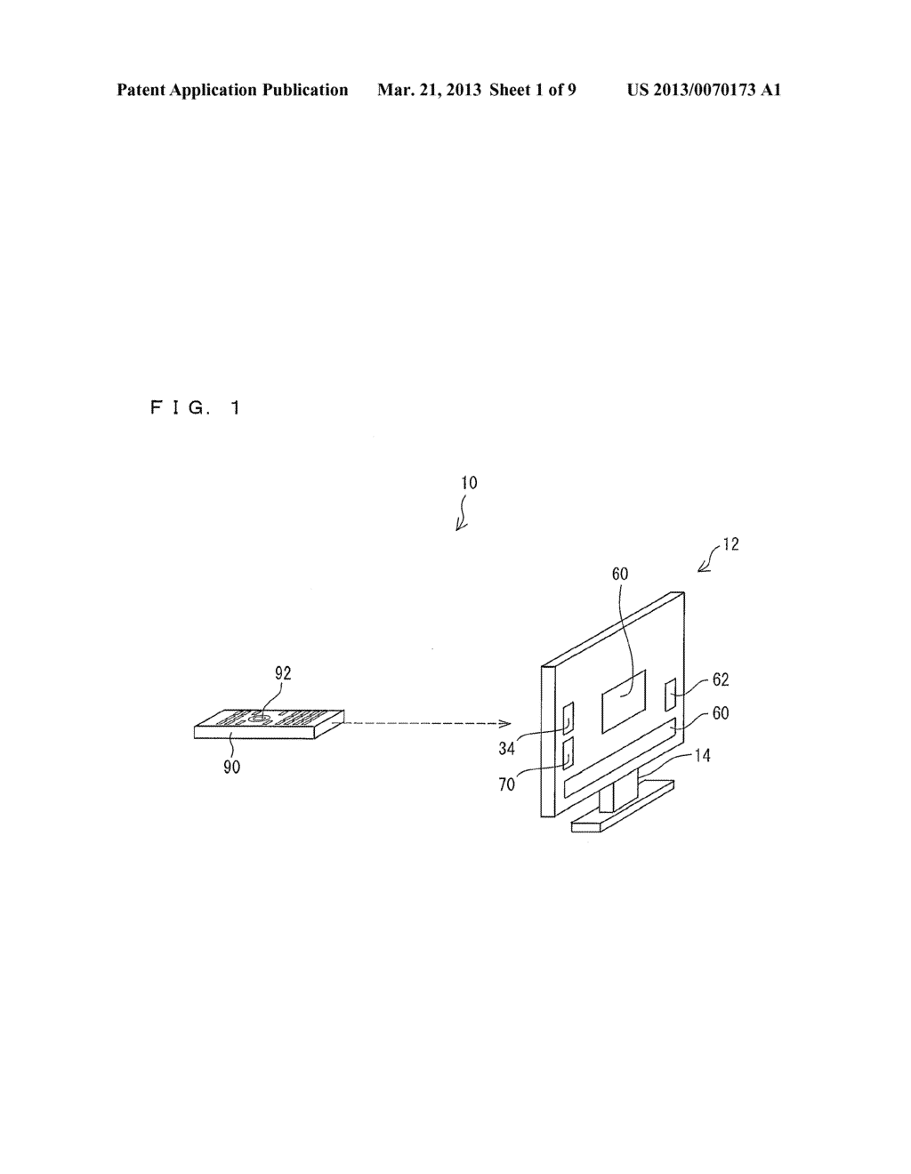 LIQUID-CRYSTAL DISPLAY DEVICE - diagram, schematic, and image 02