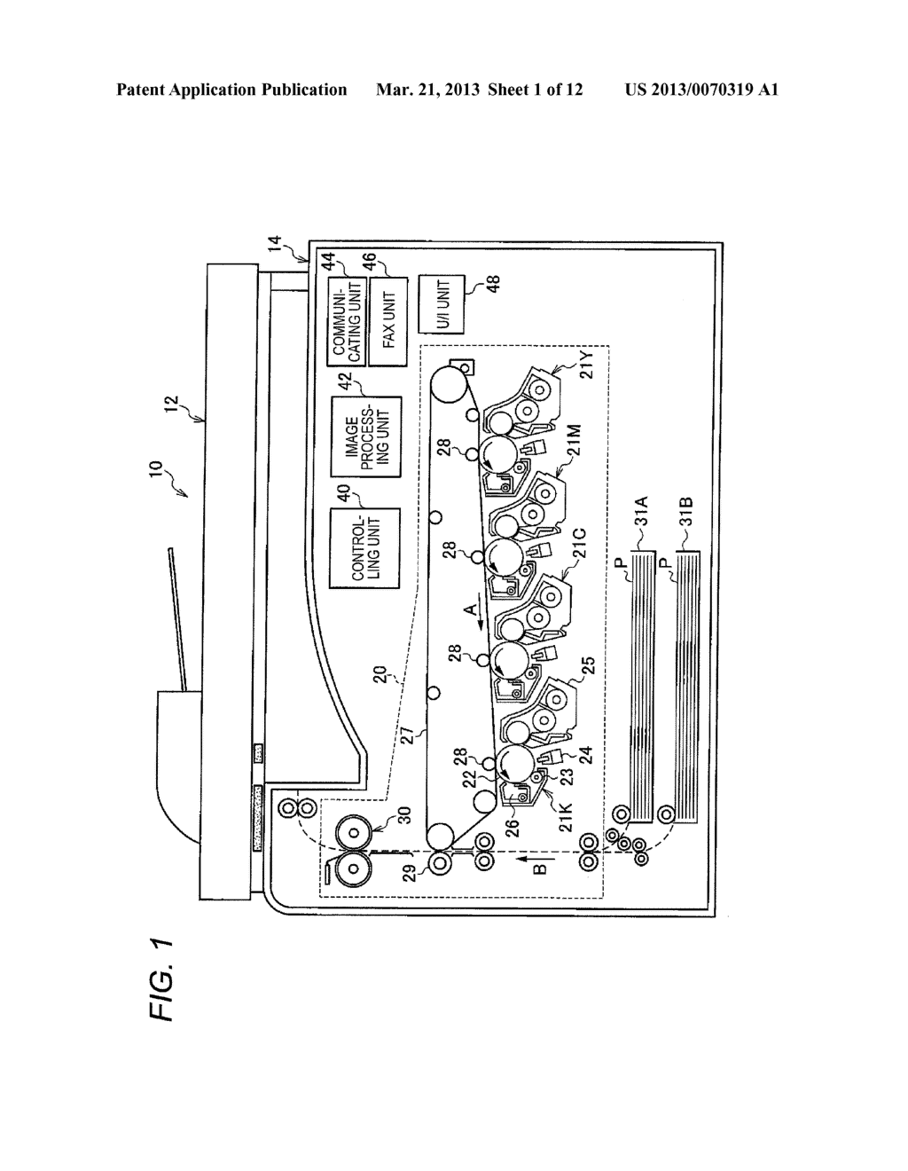 IMAGE READING APPARATUS, IMAGE FORMING APPARATUS AND COMPUTER-READABLE     MEDIUM - diagram, schematic, and image 02