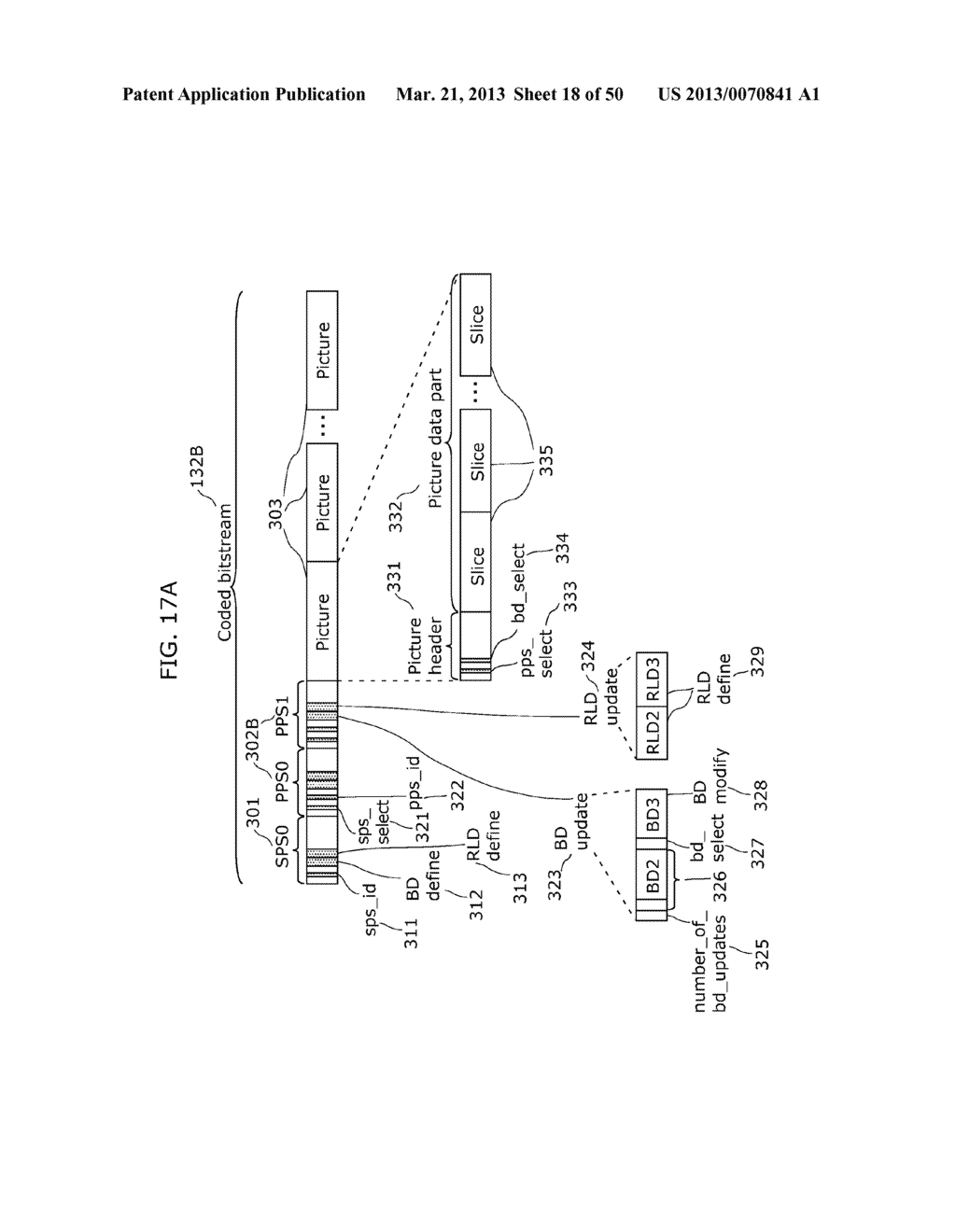 IMAGE CODING METHOD, IMAGE DECODING METHOD, IMAGE CODING APPARATUS, IMAGE     DECODING APPARATUS, AND IMAGE CODING AND DECODING APPARATUS - diagram, schematic, and image 19
